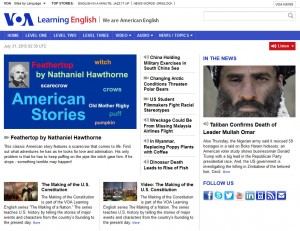 Photo By Voice of America - Learn American English with VOA Learning English