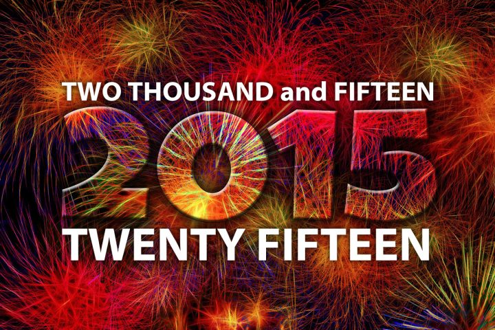 2015年って英語でどう読む?西暦の読み方をマスターしよう