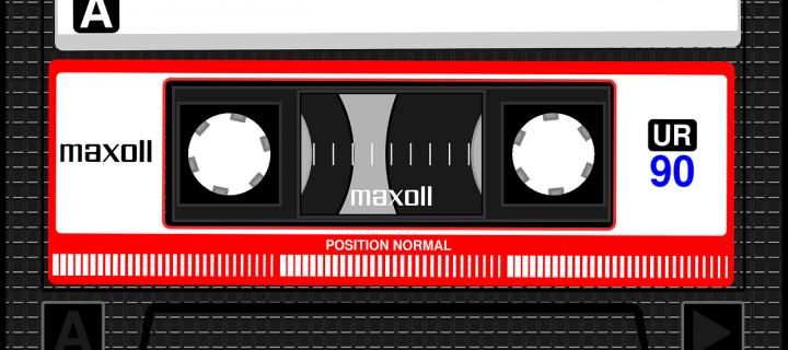 日本に居ながら一人でもできる。リスニングとスピーキングを上達させる簡単トレーニング方法 テープレコーダーで自分の声を録音