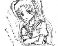 """英語脳メルマガ 第02431号 """"tsundere"""" describes someone who is """"tsun-tsun"""" at first の意味は?"""