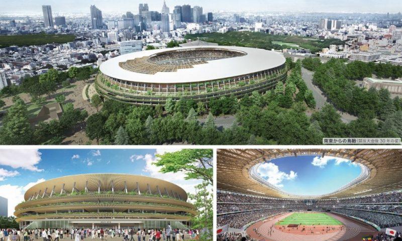 英語脳メルマガ 第02449号 The design developed by Japanese architect Kengo Kuma was adopted for the 2020 Tokyo Olympics main stadium の意味は?