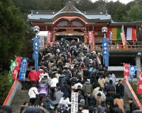 英語脳メルマガ 第02459号 Hatsumode is the custom of visiting a Shrine to give the first prayer of the New Year の意味は?