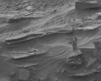 英語脳メルマガ 第02712号 Nasa's Curiosity Rover took a picture while exploring a crater on Mars の意味は?