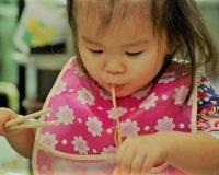 英語脳メルマガ 第03045号 When eating ramen you're supposed to slurp while you eat. I heard that の意味は?