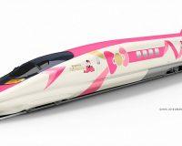英語脳メルマガ 第03265号 Kodama train featuring Sanrio Co.'s popular kitten character will consist of の意味は?