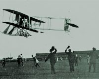 英語脳メルマガ 第03479号 And, eventually, on December 17th, 1903, the Wright brothers took flight. の意味は?