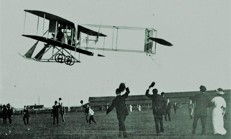 英語脳メルマガ 第03479号 And, eventually, on December 17th, 1903, the Wright brothers took flight. の意味は?