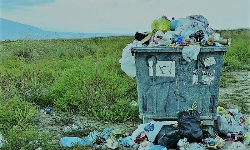 英語脳メルマガ 第03508号 The government said Thursday it was facing a growing sea of plastic waste. の意味は?