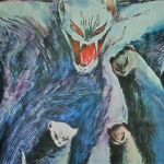 demonic feline