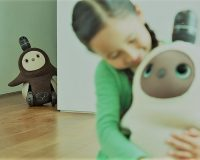 "英語脳メルマガ 第03599号 Groove X Inc, a venture firm, has developed ""Lovot,"" a home-use robot. の意味は?"