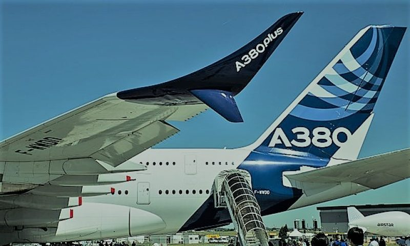英語脳メルマガ 第03718号 The new Airbus CEO, who stepped up from its planemaking division a month ago… の意味は?