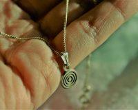英語脳メルマガ 第03730号 Today, I found a necklace that my parents had made for me. の意味は?