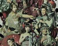 英語脳メルマガ 第03972号 Set in the underworld of 1841 Japan… の意味は?