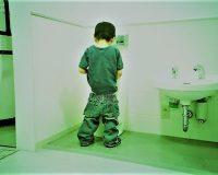 英語脳メルマガ 第04416号 Today, I spent all day on the toilet の意味は?